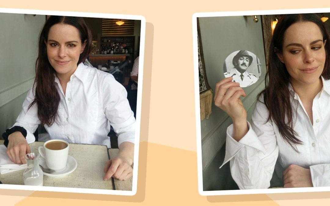 """Glow's """"Three Stress Hacks I'm stealing from Emily Hampshire"""""""