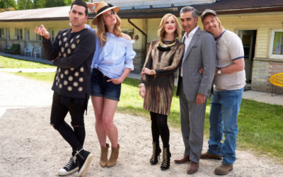 US Season 3 premiere of Schitt's Creek