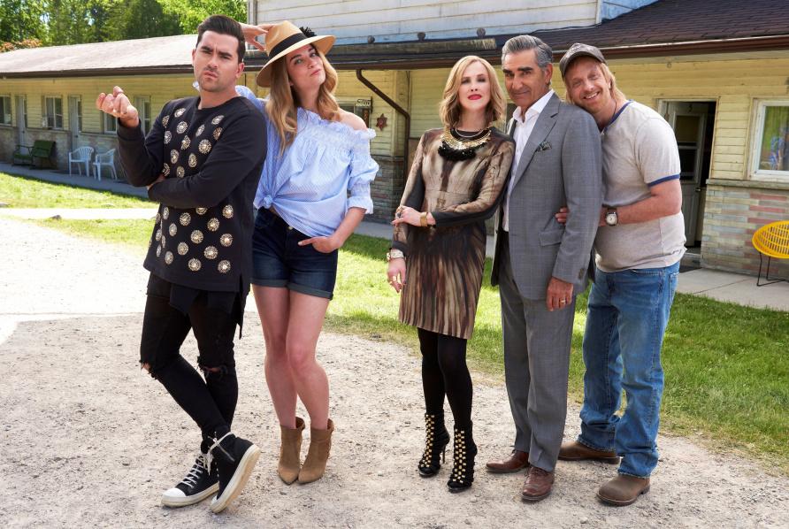 US Season 3 premiere of Schitt's Creek