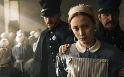 Sarah Gadon to star in CBC's Alias Grace